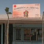 La Libertad daycare center in La Carpio sponsored and built by the Costarican Humanitarian Foundation