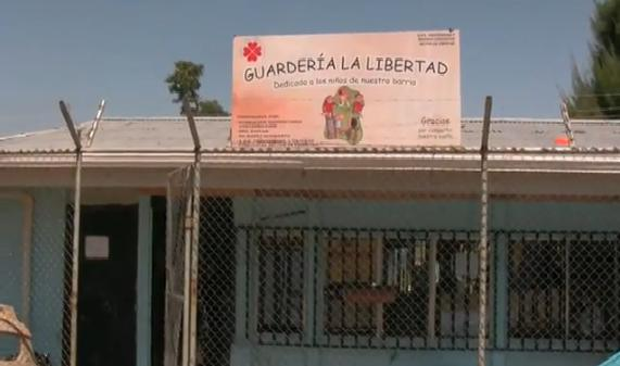 Guarderia la Libertad in La Carpio