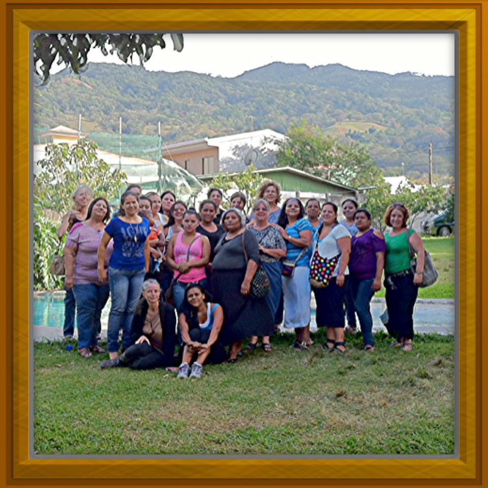 Home Stay Mothers With La Carpio Women