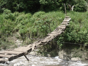River Bridge La Carpio