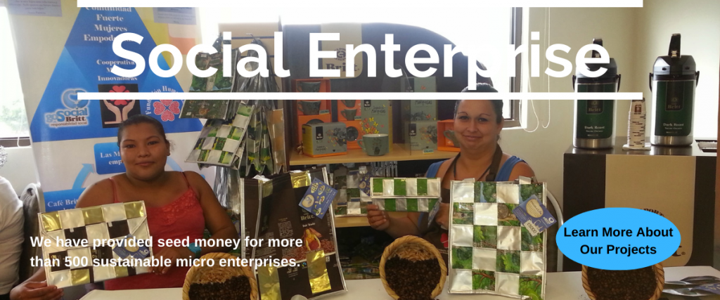 Learn more about our women's coops and other SME's we have sponsored