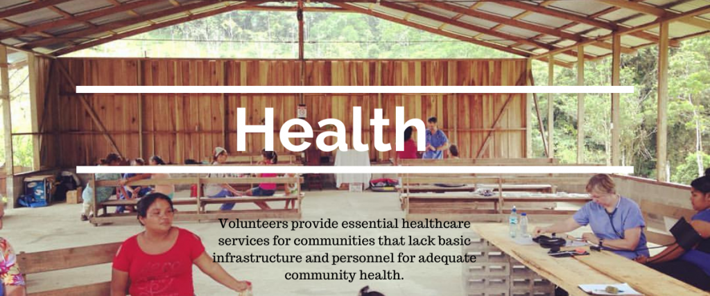 Click here and join us as medical volunteers in Costa Rica individually or as a group.